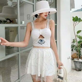 Áo Tắm Nữ Cá Tính - DLAT53