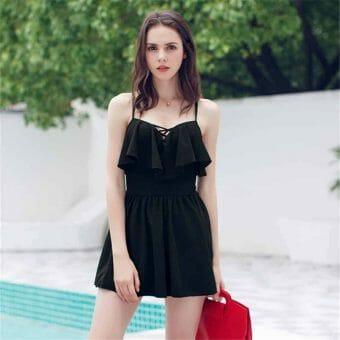 Áo Tắm Nữ Hàn Quốc - DLAT51
