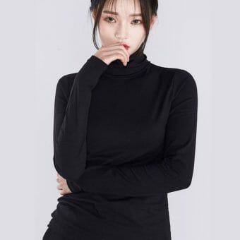 Áo Thun Có Cổ Nữ Hàn Quốc - ATNC51