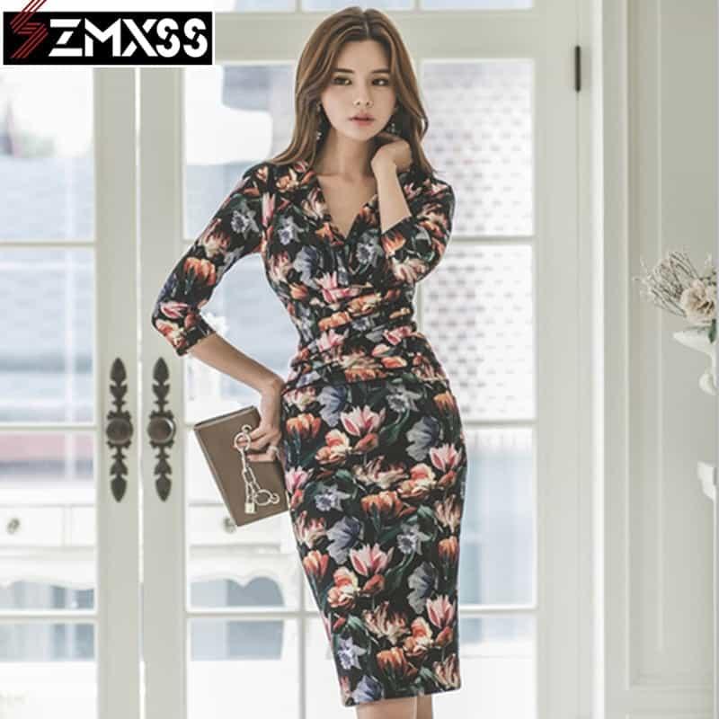 Đầm Đẹp Hàn Quốc - VDDD51