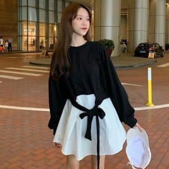 Đầm Xinh Giá Rẻ - VDDX57