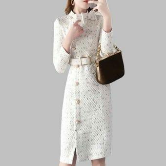 Váy Công Sở Dễ Thương - VDVS55