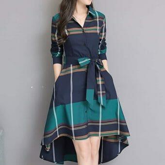 Váy Đầm Công Sở Dễ Thương - VDCS55