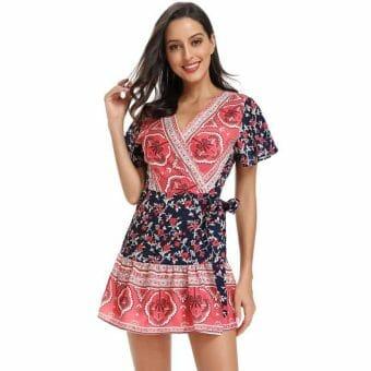Váy Đẹp Dự Tiệc Cá Tính - VDX53